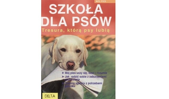 """Szkoła dla psów"" Katharina Schlegl-Kofler"