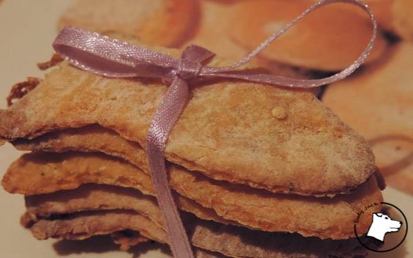 Ciasteczka marchewkowe dla psa – przepis