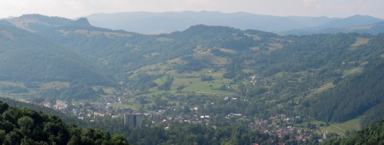 Góry z psem: ze Szczawnicy na Dzwonkówkę