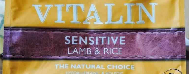 Vitalin Sensitive Lamb&Rice – test karmy
