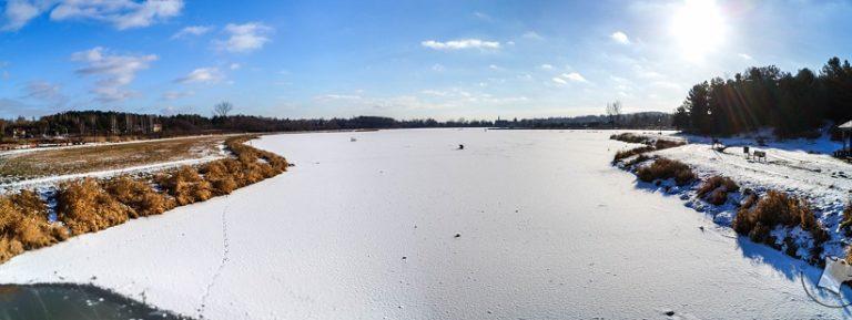 Wycieczka… nad zalew w Wąchocku