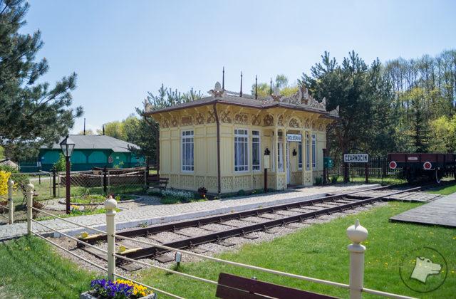 """Stacja kolejowa """"Wolbórka"""""""