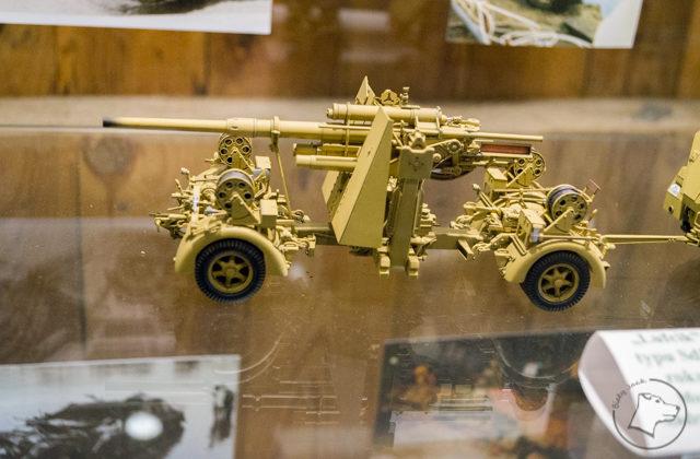 Ręcznie robiony model
