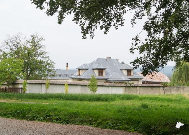 klasztor bernardynek łysica
