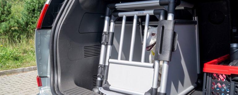 Test: transporter aluminiowy Trixie