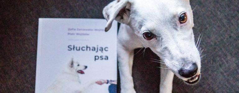 """""""Słuchając psa"""" – recenzja książki i KONKURS"""