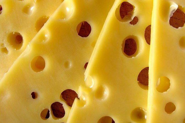 czy pies może jeść ser żółty